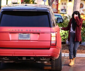 range rover, kylie jenner, and car image