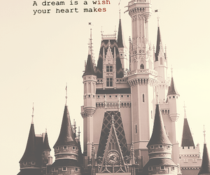 disney, Dream, and wish image
