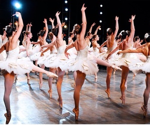 ballet, dance, and sport image