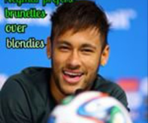 facts, neymar, and parteeeey ♡-♡ image