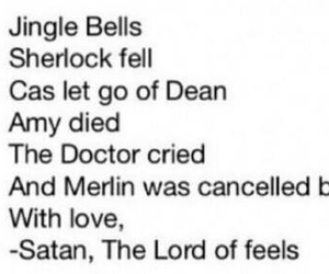sherlock, doctor who, and merlin image