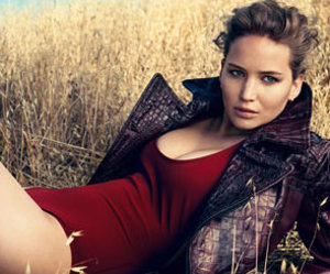 Jennifer Lawrence, sexy, and hunger games image