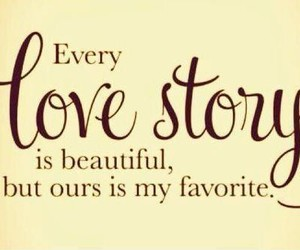 love, story, and quotes image