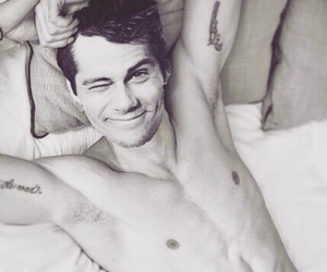 oh, dylan o'brien, and m'y image