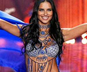 Adriana Lima, fashion, and pretty image