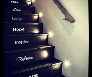 believe, feel, and inspire image