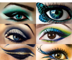 color, eyes, and style image