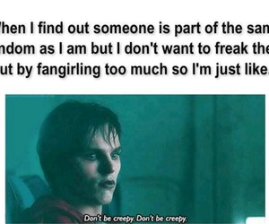 fandom, fangirl, and funny image
