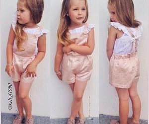 baby, beautiful, and style image