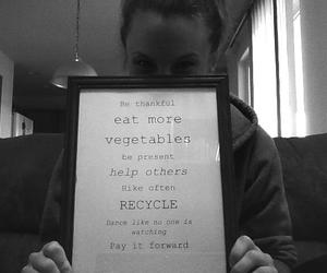 dance, love, and recycling image