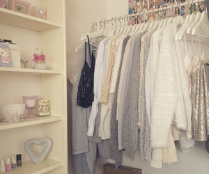 bedroom, classy, and clothes image