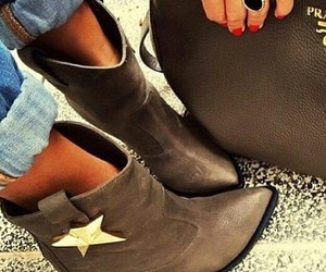 fashion, shoes, and stars image