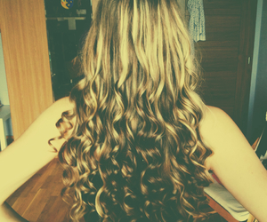my, hair, and love image