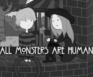 ahs, monsters, and american horror story image