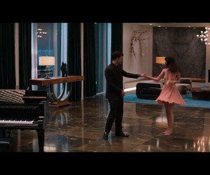 love story, christian grey, and fifty shades of grey image