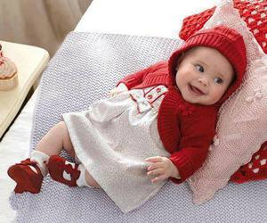 baby, cute, and pretty image
