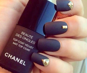 chanel, girl, and nail lacquer image