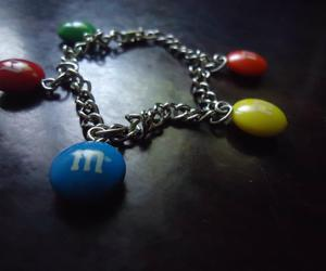chocolate, m & m, and cool image