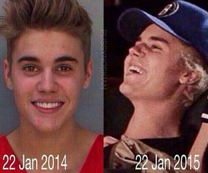 happiness, justin, and smile image