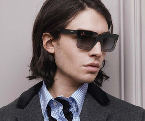 ezra miller, actor, and Prada image