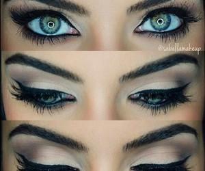 amazing, beautiful, and big eyes image