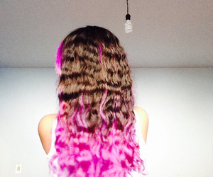 hair, hair style, and curls image