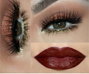 look, luxury, and makeup image