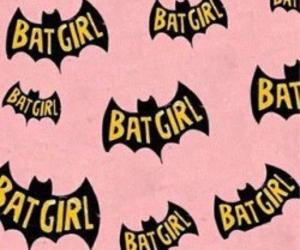 batgirl, batman, and wallpaper image