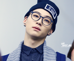 JB, got7, and kpop image