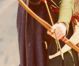 archer, archery, and arrow image