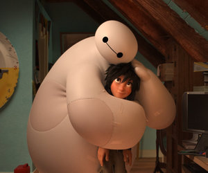 cuty, hapiness, and big hero 6 image