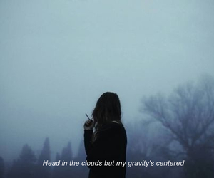 grunge, indie, and Lyrics image