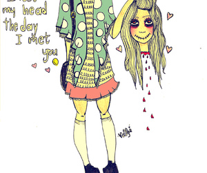 girl, love, and valfre image