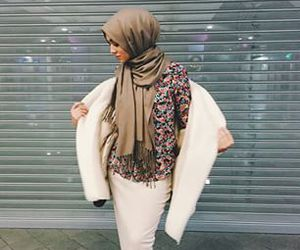 hijab and clothes image