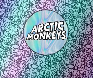 arctic monkeys and band image