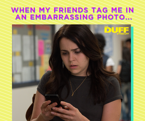 film, mae whitman, and funny image