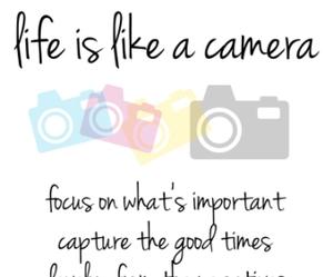 life and camera image