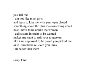 girl, poem, and poet image