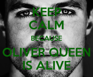alive, arrow, and Felicity image