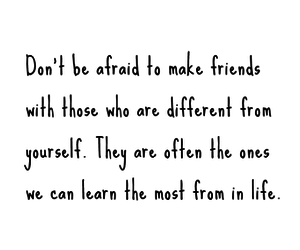 life, quote, and words image