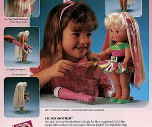 90's kids toys doll image