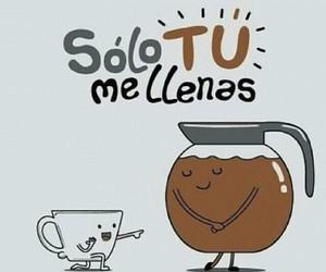 cafe, coffe, and frases en español image