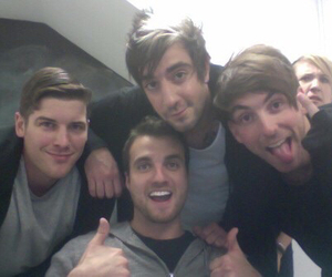 all time low, alex gaskarth, and atl image