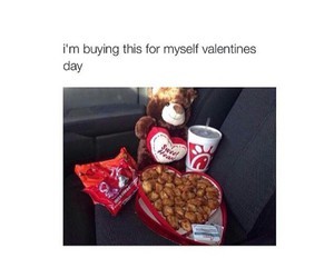 bear, valentine's, and food image