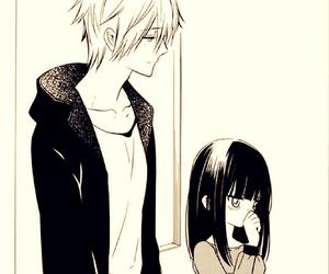 manga, inu x boku ss, and anime image