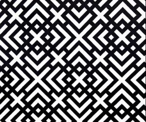 b&w, black & white, and geometric image