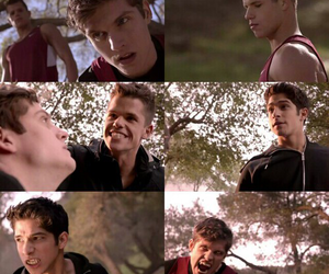 teen wolf, werewolf, and tyler posey image