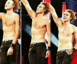 abs, ashton, and Hot image