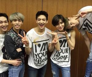 SHINee, Minho, and key image