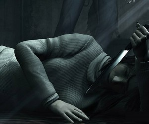 silent hill, silent hill 2, and angela orosko image